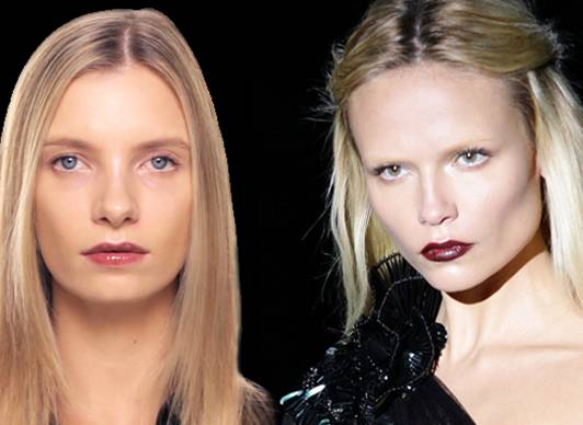 AW12 Make-up Looks
