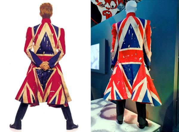 David Bowie Coat Victoria & Albert Exhibition 2013 - StyleChi