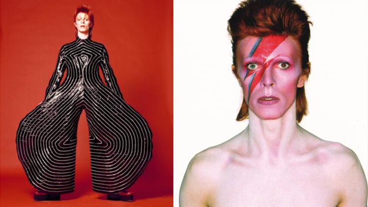 David Bowie Victoria & Albert Exhibition 2013 - StyleChi