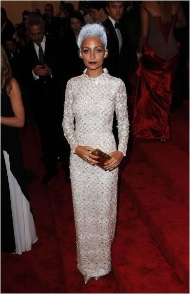 Nicole Richie at the Met Ball 2013 StyleChi