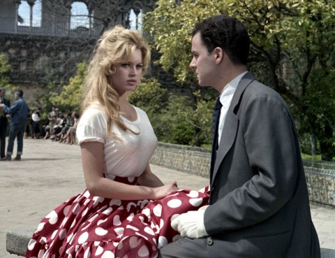 Brigitte Bardot Polka Dots StyleChi Fashion Crush