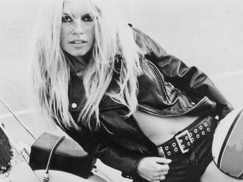 Brigitte Bardot Beautiful StyleChi Fashion Crush