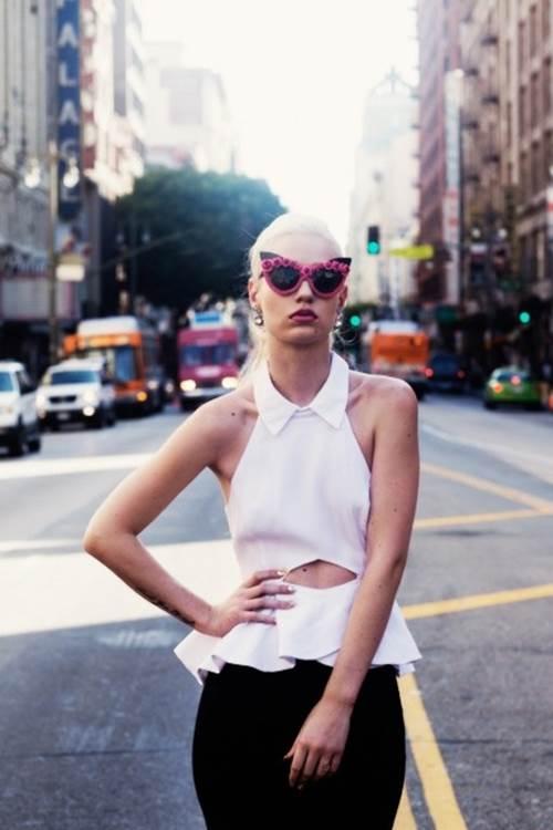 Iggy Azalea Sunglasses 2 StyleChi