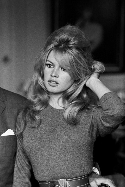 French actress Brigitte Bardot in the 60s StyleChi Fashion Crush