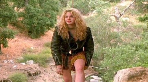 Drew Barrymore Poison Ivy Style StyleChi