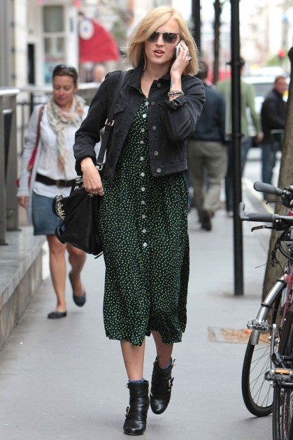 Fearne Cotton Long Dress StyleChi