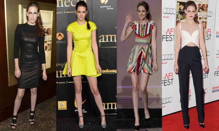 Kristen Stewart Multi Look StyleChi