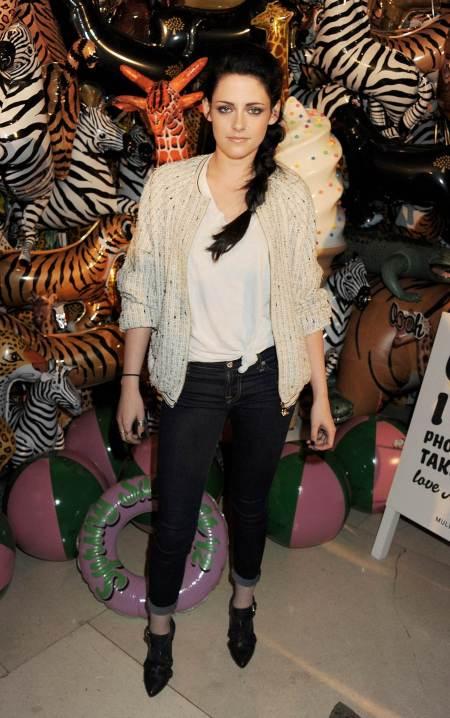 Kristen Stewart Smart Casual StyleChi