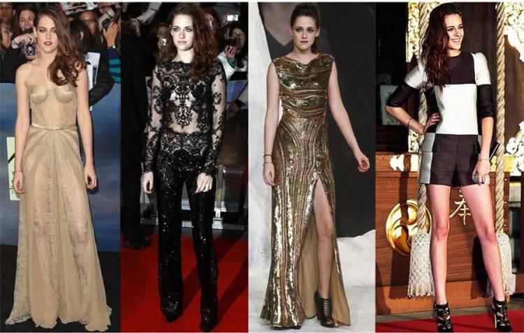 Kristen Stewart Multilook StyleChi