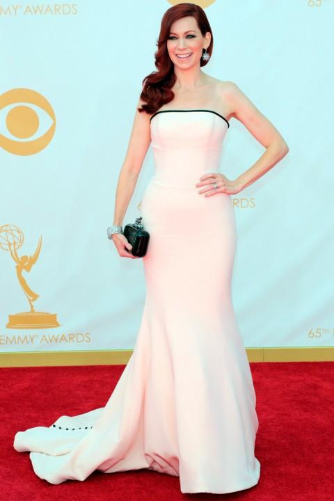 Emmy awards 2013 StyleChi carrie-preston