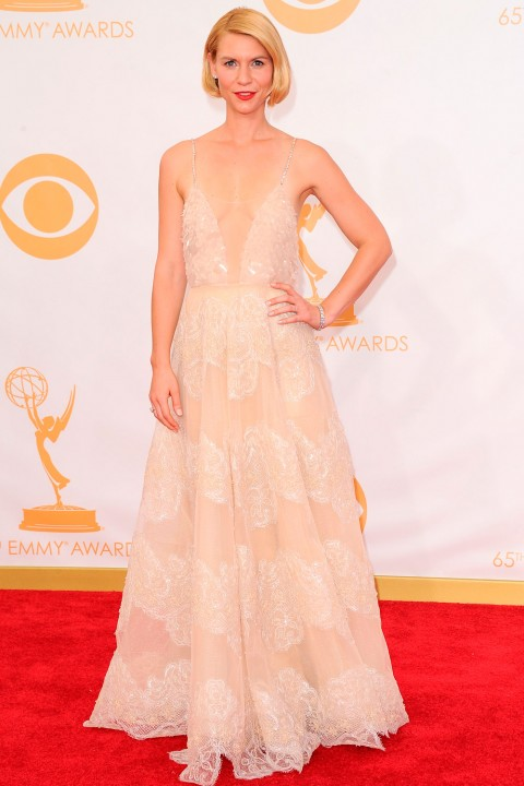 Emmy awards 2013 StyleChi claire-danes
