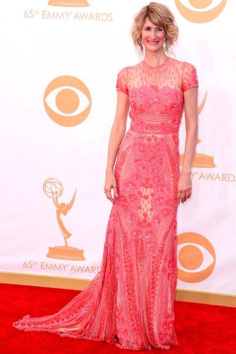 Emmy awards 2013 StyleChi laura-dern