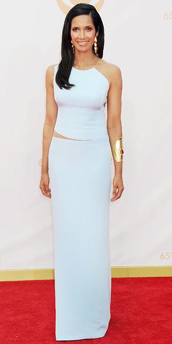 Emmy awards 2013 StyleChi padma-lakshmi