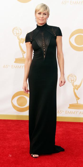 Emmy awards 2013 StyleChi  robin-wright-penn