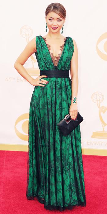 Emmy awards 2013 StyleChi sarah-hyland