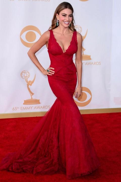 Emmy awards 2013 StyleChi sofia-vergara
