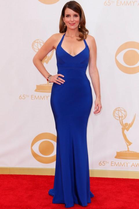 Emmy awards 2013 StyleChi tina-fey