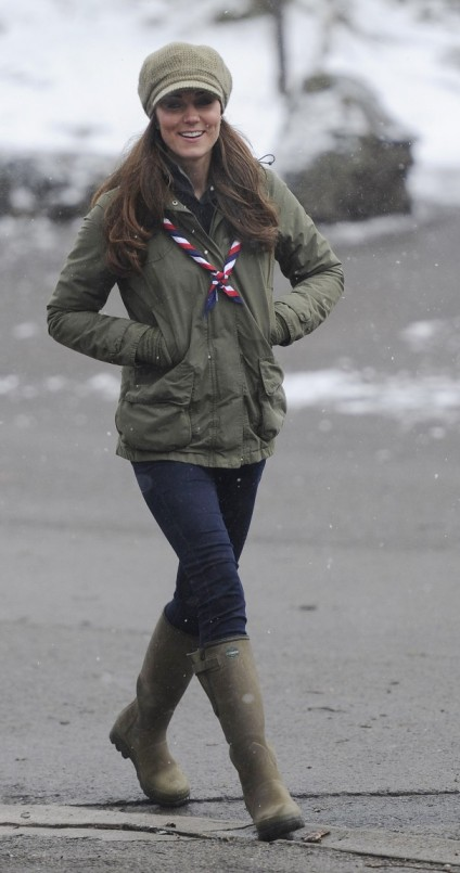 Kate Middleton Countryside Look StyleChi