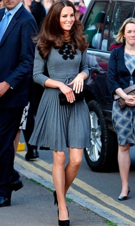 Kate Middleton Fashion Style StyleChi