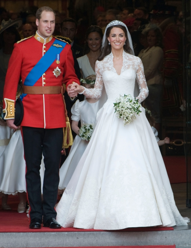 Kate Middleton Prince William Wedding Photo StyleChi