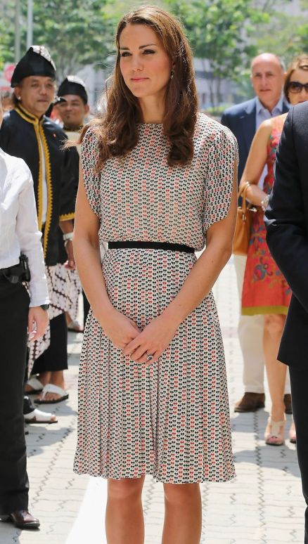Kate Middleton Singapore Dress StyleChi