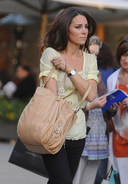 Kate Middleton Yellow Top Casual StyleChi
