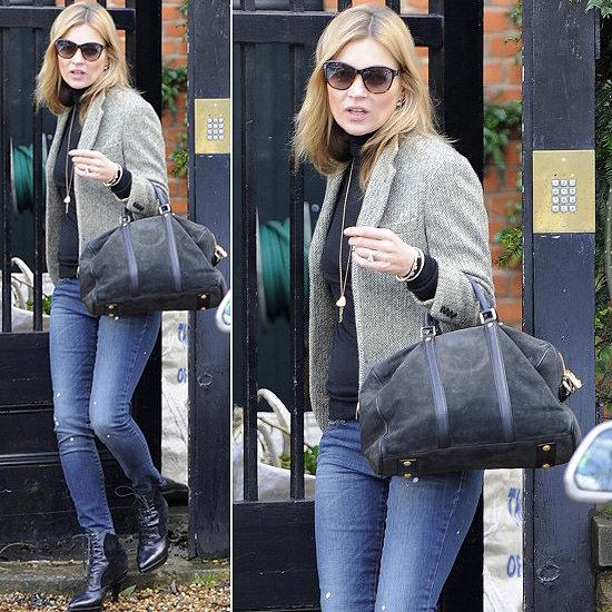 Kate Moss  Blazer Jeans StyleChi