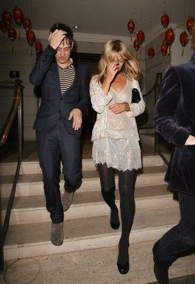 Kate Moss White Lace Dress StyleChi
