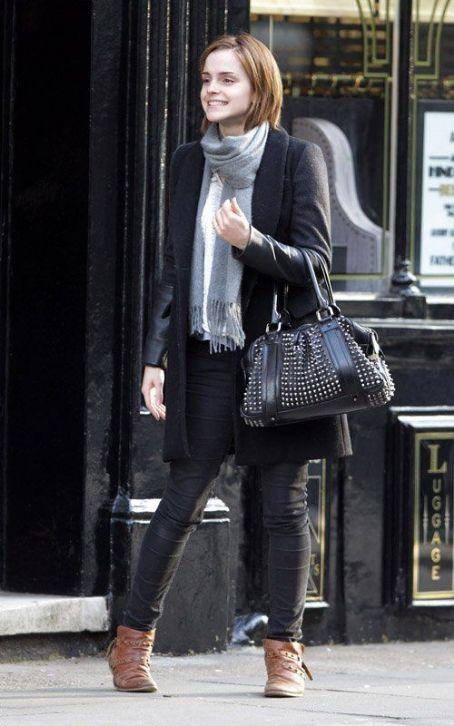 emma watson casual style alexander wang rocco