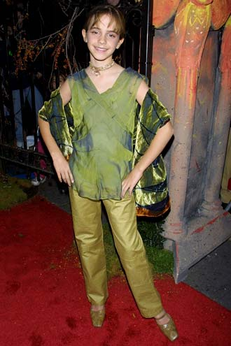 Emma Watson Green Outfit Young StyleChi