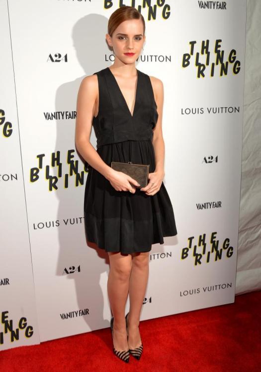 Emma Watson LBD StyleChi