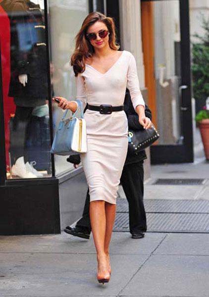 Miranda Kerr Victoria Beckham Dress StyleChi