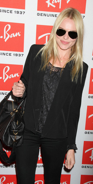 Kate Bosworth StyleChi Sunglasses Black Outfit