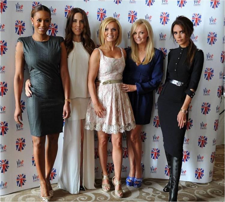 Spice Girls Reunited Recent Victoria Beckham Style StyleChi
