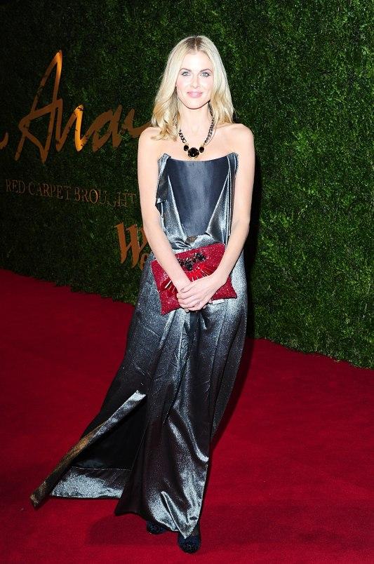 British Fashion Awards 2013 - London - Donna Air