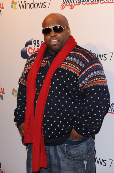 Ceelo Green StyleChi Christmas Sweater