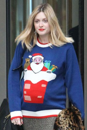 The Celeb' Christmas Jumper Showdown Is Here
