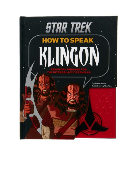 How To Speak Klingon Book Style Chi