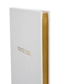 Sloane Stationery White Lies Notebook StyleChi