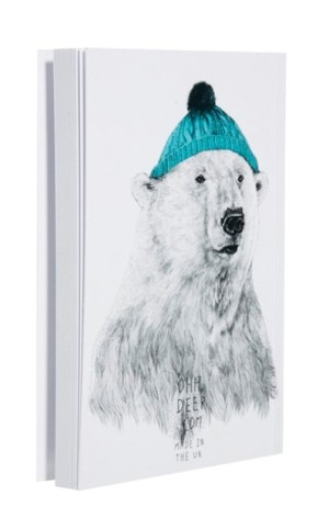 Ohh Deer Bear Notebook Style Chi