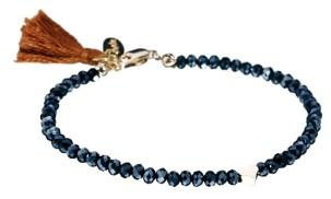 Orelia Sparkle Tassel Bracelet StyleChi