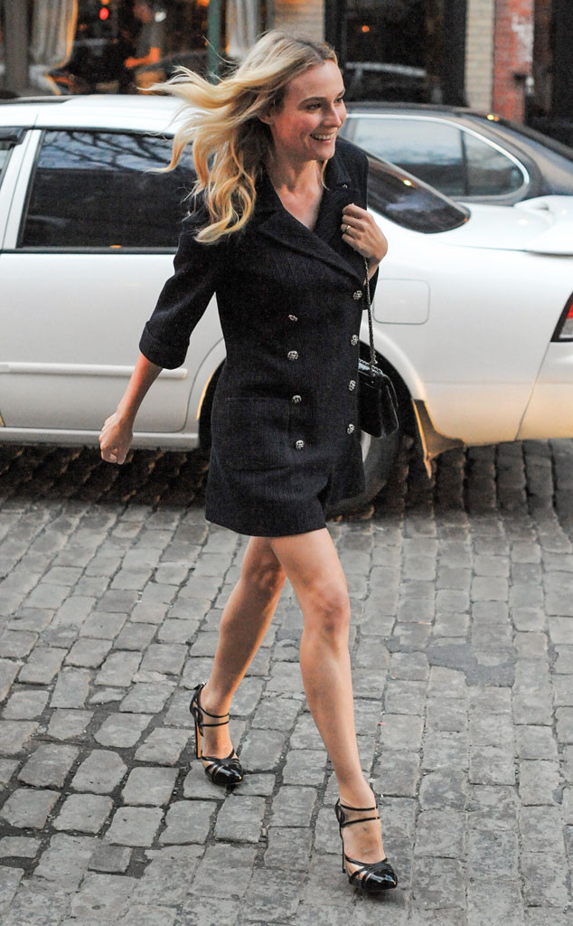Diane Kruger Style