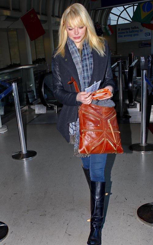 Emma Stone Knows How To Dress To Impress Stylechi