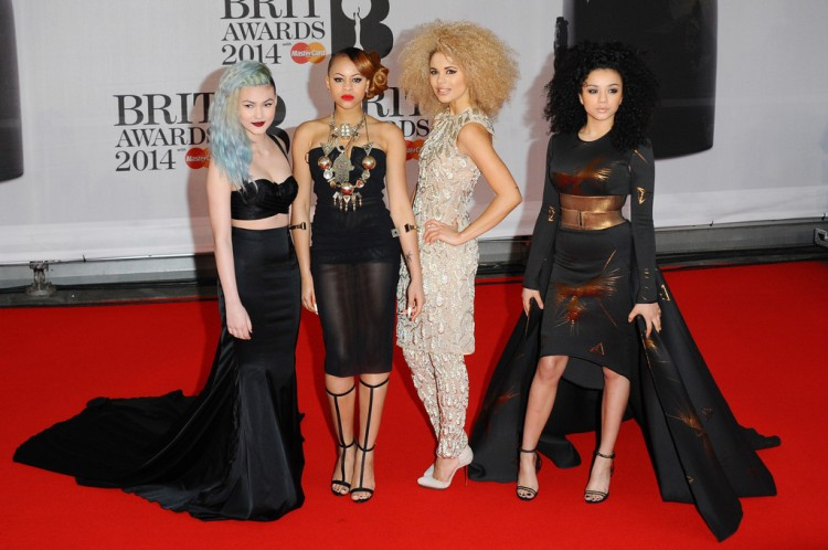 Brit Awards 2014 Best Looks StyleChi Neon Jungle