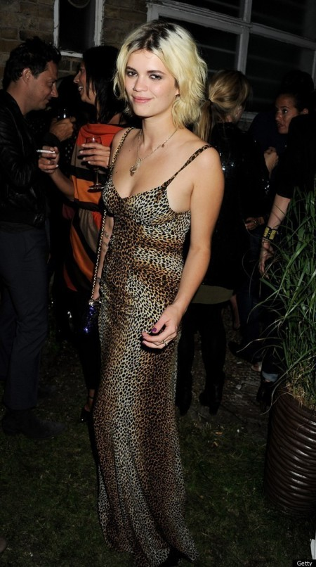 Pixie-Geldof-Best-Looks-StyleChi-Leopard-Strappy-Maxi-Dress-90s-Blonde