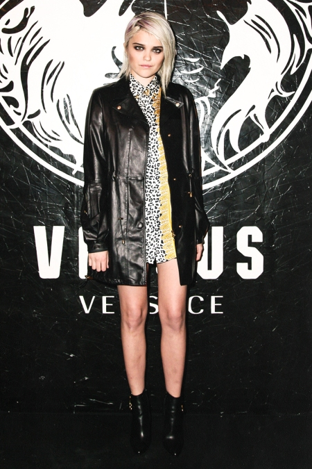 DONATELLA VERSACE Presents the New VERSUS VERSACE